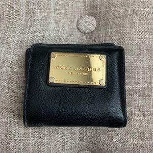 Marc Jacobs wallet in black